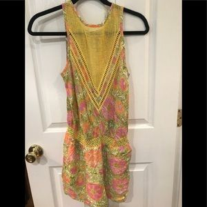 Anthropologie Other - Plenty by Tracy Reese Orvieto Romper size XS